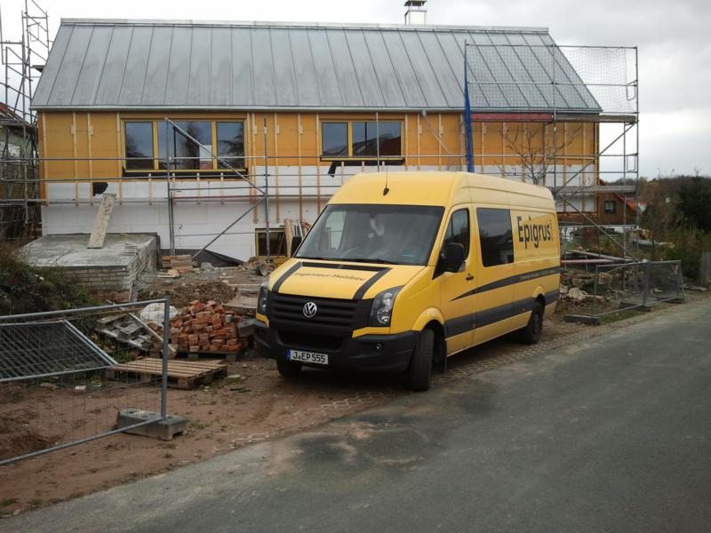 Holzhaus Bergern